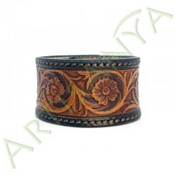 vue de face du Bracelet Balrog_ Floral