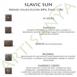 fiche explicative des symboles du Bracelet Bifrost_Slavic Sun