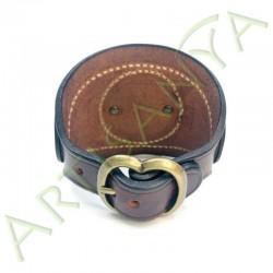 vue de dos du Bracelet Khal Drogo_Croix Nimbée