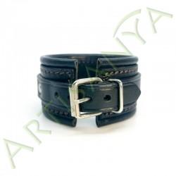 vue de dos du Bracelet Elégance_noir